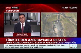 Savunma Sanayii Başkanı İsmail Demir: Savunma Sanayiimiz Azerbaycan'ın Emrindedir