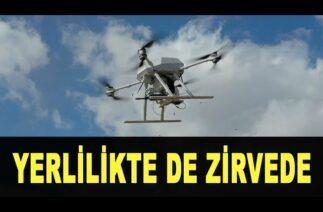 Silahlı drone Songar: Gücü yüksek yerlilik – Armed drone Songar – Türk Savunma Sanayi – ASİSGUARD