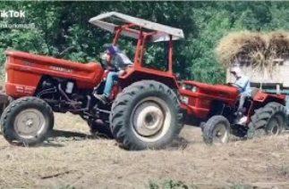 TikTok En Etkileyici Traktör Videoları #107