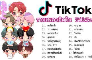 เพลงใหม่TikTok ♪♫ รวมเพลงฮิตในTikTok รวมเพลงเพราะๆ เพลงฮิตในแอพ TikTok