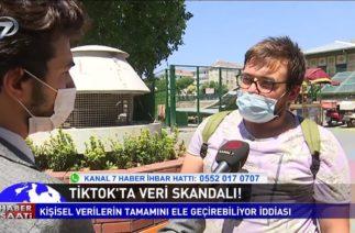 Tiktok'ta Veri Skandalı!