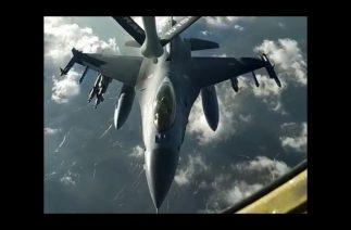 Türk Hava Kuvvetleri bünyesindeki tanker uçakların havada sağladığı yakıt ikmali