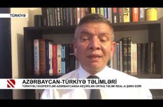 Türkiye-Azerbaycan büyük tatbikatının anlattıkları