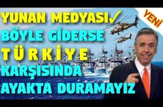 YUNAN Basını Türkiye'yi Öve Öve bitiremedi – Yunan medyası – Yunan spiker..