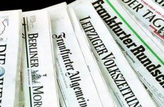 04.01.2016 – Alman basınından özetler