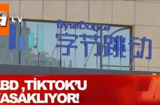 ABD; Tiktok'uyasaklıyor! – Atv Haber 1 Ağustos 2020