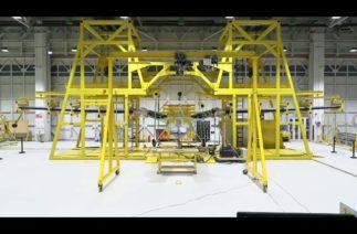 AKINCI TİHA'nın üçüncü prototipinin yükleme testi