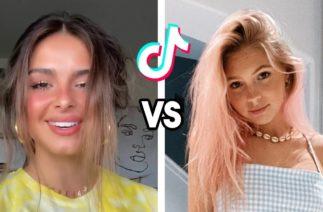 Addison Rae VS Jordyn Jones Dance Battle | TikTok Compilation (August 2020)