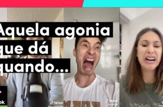 Aquela AGONIA que dá quando… | TikTok Brasil