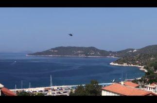 Atak Helikopterleri Mavi Vatan'da