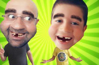 Atlas Dişlerini Fırçala Eğlenceli Komik Videolar Brush Your Teeth Funny Videos