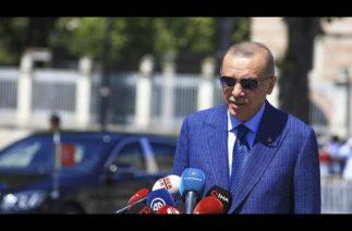 """Cumhurbaşkanı Erdoğan: """"Yunanistan'la Mısır arasında yapılan anlaşmanın hiçbir kıymetiharbiyesi yok"""""""