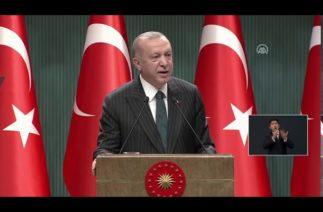 Cumhurbaşkanı Erdoğan'dan Yunanistan'a Navtex uyarısı