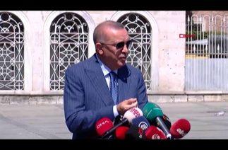 Cumhurbaşkanı Erdoğan'dan savunma sanayii hakkında açıklamalar