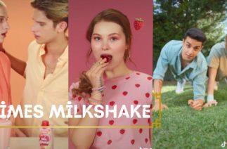 Dimes Milkshake Reklamı | Herkezin Heycanla Beklediği Tiktok Ünlülerin Çektiği Dimes Reklamı