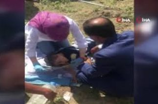 Erzincan'da trafik kazası: 1 ölü, 4 yaralı