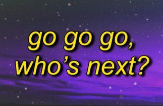 Go Go Go Who's Next? (Hip Hop Harry TikTok Song)