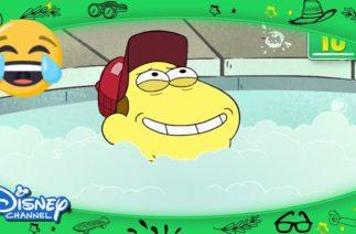 Greenlerin Büyükşehir Maceraları I Bill'in Çok Komik 10 Sahnesi 😂 I Disney Channel Türkiye