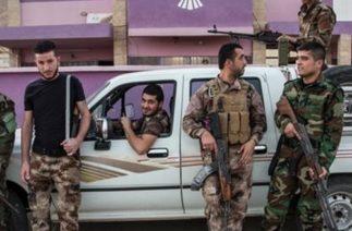 Hristiyanlar IŞİD'e karşı silahlanıyor