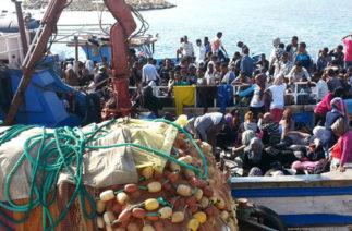 Kaçakların umudu Libya