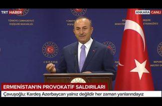 """""""Kardeş Azerbaycan'ın kömekçisi olacağız"""""""