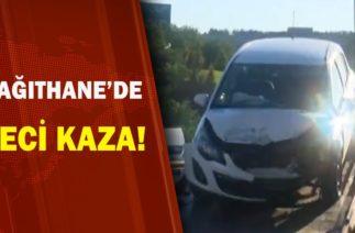 Kağıthane'de Feci Kaza: 2 Ölü! / A Haber