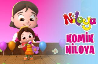 Komik Niloya Şarkısı 👧🎶 Niloya Şarkılar & Çocuk Şarkıları