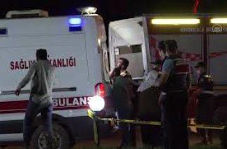Kırıkkale'de feci kaza! TIR'a arkadan çarptı!: 1 ölü, 4 yaralı