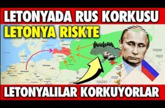 LETONYALILARI RUSYA KORKUSU SARDI ASKER GÖRMEYE HAZIR DEĞİLİZ AÇIKLAMASI GELDİ