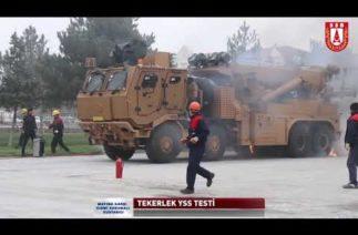 Mayına Karşı Kısmi Korumalı Kurtarıcı M4K'ların tamamı teslim edildi