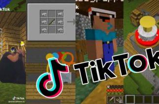 Minecraft Compilation TikTok 2020