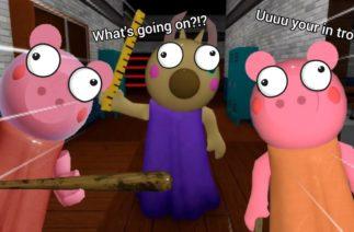 Piggy Funny Moments! [Part 30]