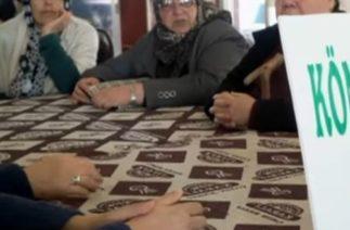 Pınarça halkı termik santrale karşı