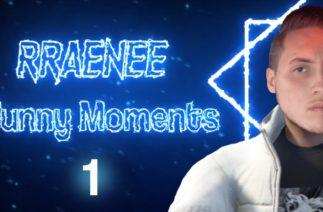RRaenee Funny Moments #1 | twitch.tv/rraenee