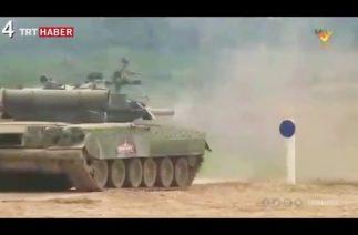 Rus tankları hedefleri vurmada başarısız oldu