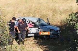 Soma'da Trafik Kazası 4 Yaralı
