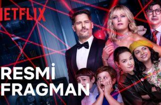 Sürprizli Gece | Ebeveynlerinizi Tanıdığınızı mı Sanıyorsunuz? | Resmi Fragman | Netflix