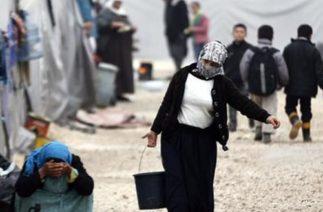 Suriyelilere destek toplantısı