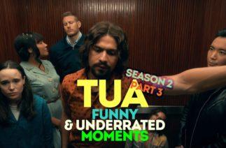 TUA season 2 | Funny & underrated moments | Part 3