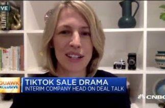TikTok Interim head: Confident about the success of TikTok