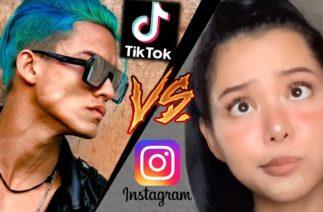 TikTok VS İnstagram !!