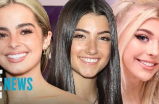 TikTok's Highest Paid Stars: Addison Rae, Charli D'Amelio & More | E! News