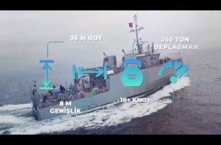 """Türk Deniz Kuvvetlerine """"Acil Müdahale ve Dalış Botları"""" teslim edildi (23 Ağustos 2020)"""