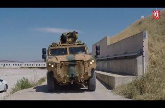 Türk Silahlı Kuvvetleri'ne yeni BMC Vuran teslimatları gerçekleşti