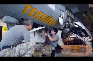 Türk uçaklarının bakımı onlara emanet