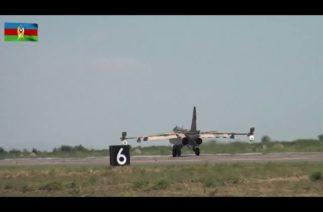 Türkiye ve Azerbaycan savaş uçaklarının eğitim uçuşu