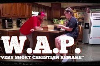 "WAP ""Christian Remake"" – Matt Bold feat. Maliyah – Christian WAP Remake from TikTok"