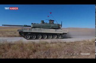 Yerli tank motoru için çalışmalar sürüyor