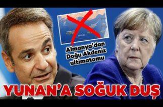 Yunanistan'a soğuk duş Almanya'da Doğuk Akdeniz ultimatomu Sakın onaylamayın