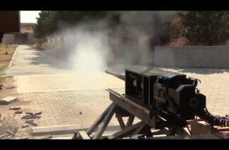 25 mm'lik Top Test Atışlarını Başarıyla Geçti! | Savunma Sanayi
